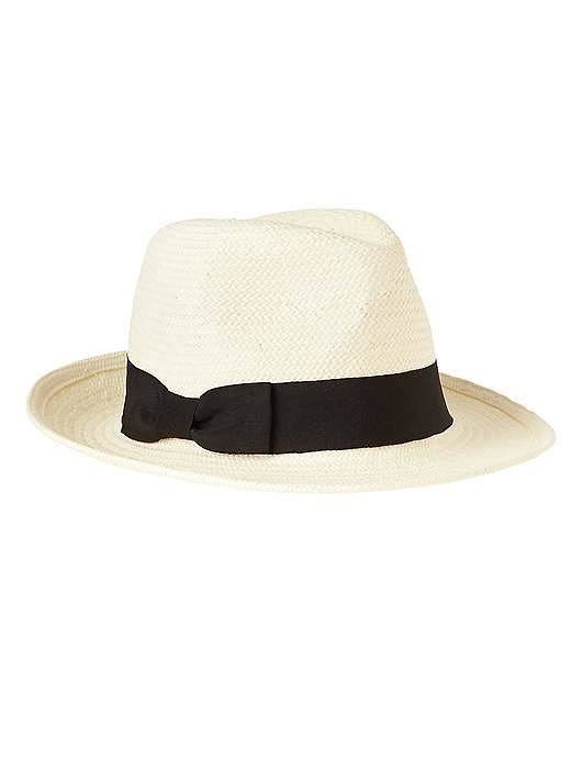 Your mom is always reminding you to stay protected from the sun — return the favor with this stylish hat.  Athleta Straw Fedora ($48)