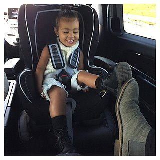 Pictures of North West