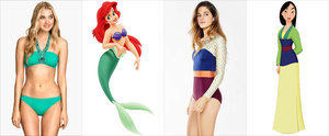 11 Swimsuits That'll Make You Feel Just Like a Disney Princess