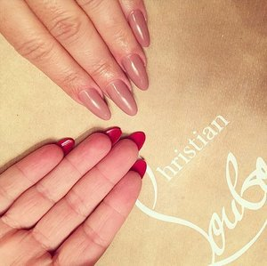 Louboutin Nails Ideas