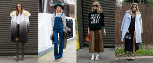 Street Style Snaps That Will Inspire Your Cool Weather Weekend Outfits
