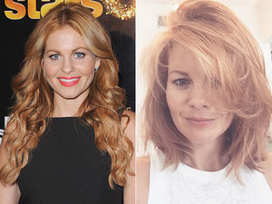 Candace Cameron Bure Gets a Chic Bob (Spoiler: It Looks a Lot Like D.J. Tanner's Short Hair Phase)