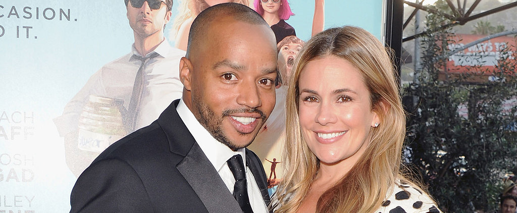 Donald Faison and CaCee Cobb Welcome a Baby Girl — See the Cute Pic!