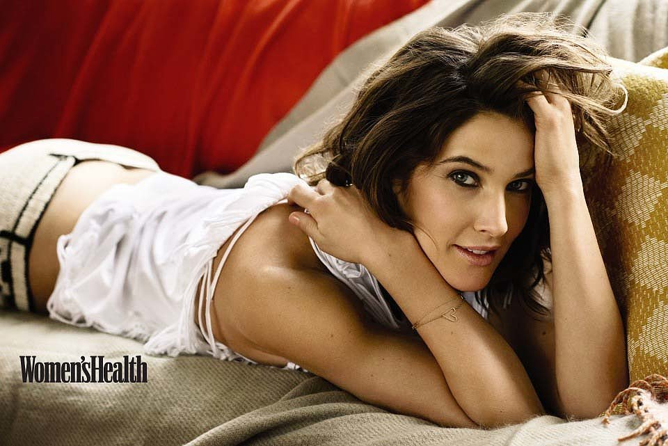 Cobie Smulders reveals all about her battle with ovarian cancer