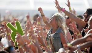How To Spot The Most Annoying Girl At A Music Festival