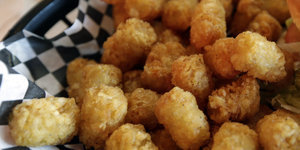 California Burglar Sidetracked By Tater Tots