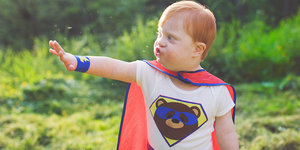 Kids With Special Needs Become Superheroes In Mom's Awesome Photo Series