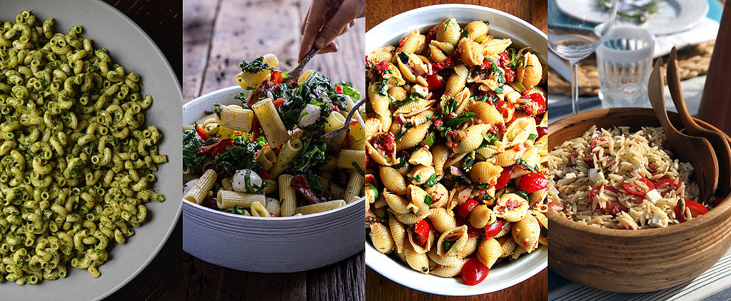 11 Potluck-Perfect Pasta Salads