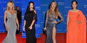 White House Correspondents' Dinner Red Carpet 2015: The Stars Take Over D.C.