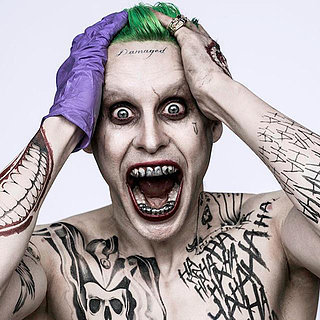 Jared Leto as The Joker Crazy Picture