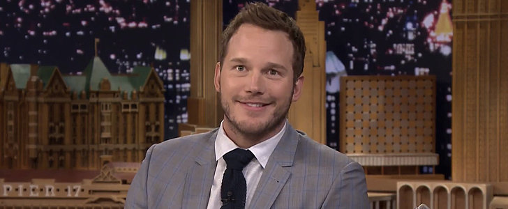 Chris Pratt Confesses the Hilarious Lie He Tells His Son