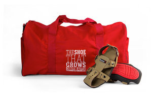 'The Shoe That Grows' Helps Kids in Need for Years