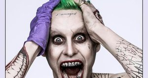 Fans React (Hilariously) to Jared Leto's 'Damaged' Joker