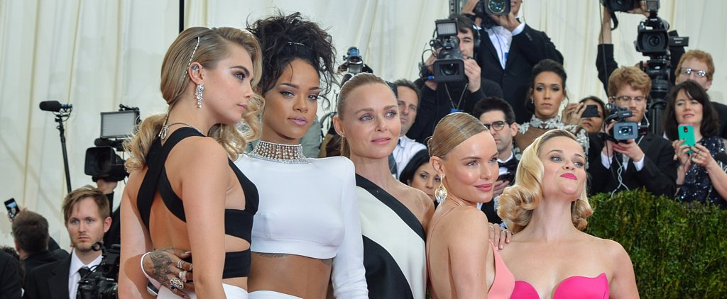 A Look at This Year's Star-Studded Met Gala Guest List