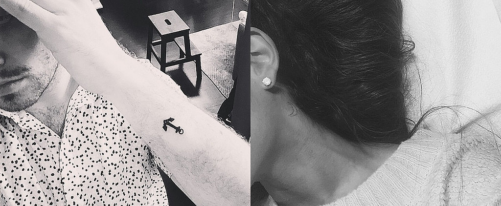 Kendall Jenner's Discreet Dot and More Celebrities With Tiny Tattoos
