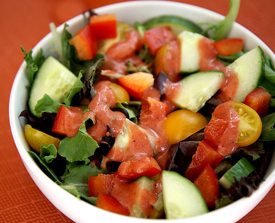 Strawberry Balsamic Vinaigrette | Make Lunch Luscious With These ...