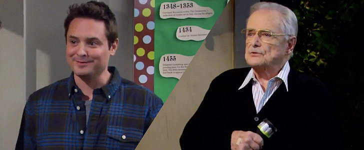 They're Back! Get a Peek at Eric and Mr. Feeny's Appearances on Girl Meets World