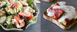 Make Lunch Luscious With These Antioxidant-Rich Strawberry Recipes