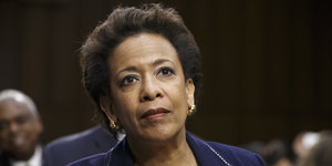 Loretta Lynch Sworn In As U.S. Attorney General