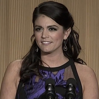 Cecily Strong at the White House Correspondents' Dinner