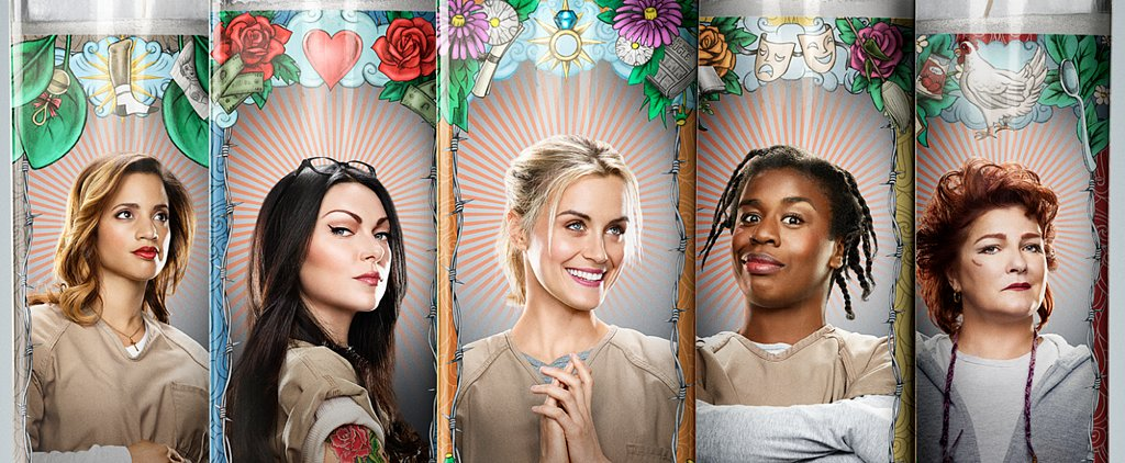 This Orange Is the New Black Poster Will Give You a Religious Experience