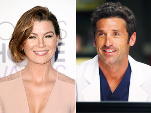 Ellen Pompeo Speaks Out After Patrick Dempsey's Grey's Anatomy Exit