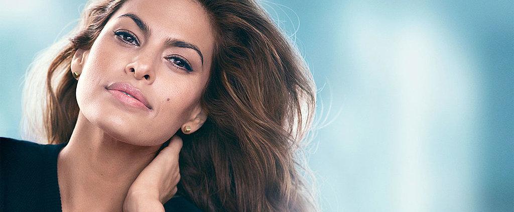 Eva Mendes x Estée Lauder Is the Latest Celebrity Beauty Campaign