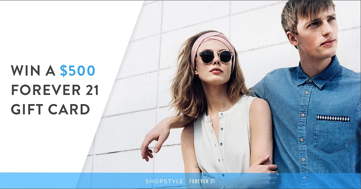 Win 500 to forever 21 shopstyle notes for 111 sutter street 22nd floor san francisco ca 94104
