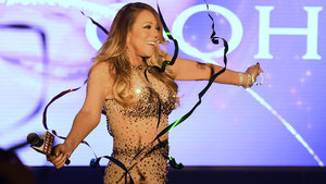 Mariah Carey on 'Infinity' Lyrics: 'I Leave That Open for the Fans to Interpret'