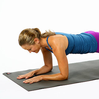 No Equipment Necessary: Elbow Plank