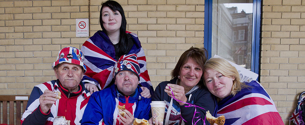 Will and Kate Sent Breakfast Treats to Superfans Camped Outside the Hospital