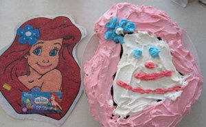 The Pump and Dump Presents: 8 Sad Cake Princess Cakes