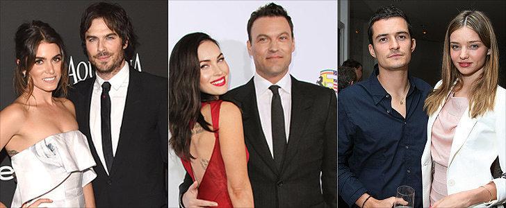 The Shortest Celebrity Engagements