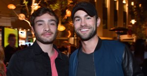 Chuck Bass & Nate Archibald Reunited And It's So Damn Beautiful