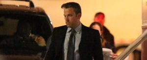 Suicide Squad Spoiler: Ben Affleck Is on the Set as Batman!