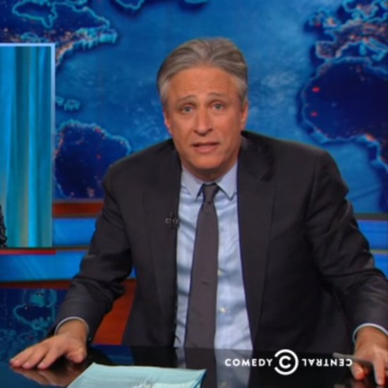 Jon Stewart Mocks CNN For Lack of Baltimore Coverage