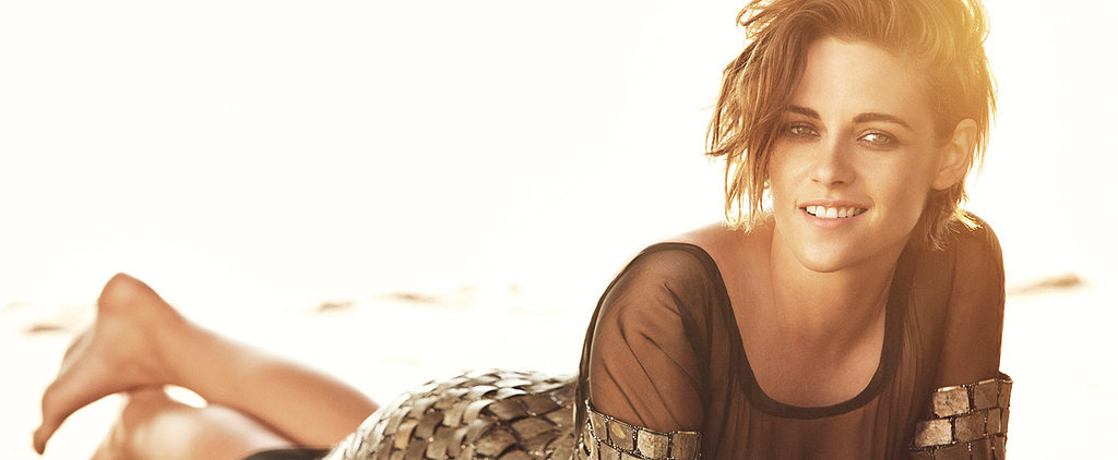 "Kristen Stewart Opens Up About Her ""Epic Sex Scene"" in Twilight"