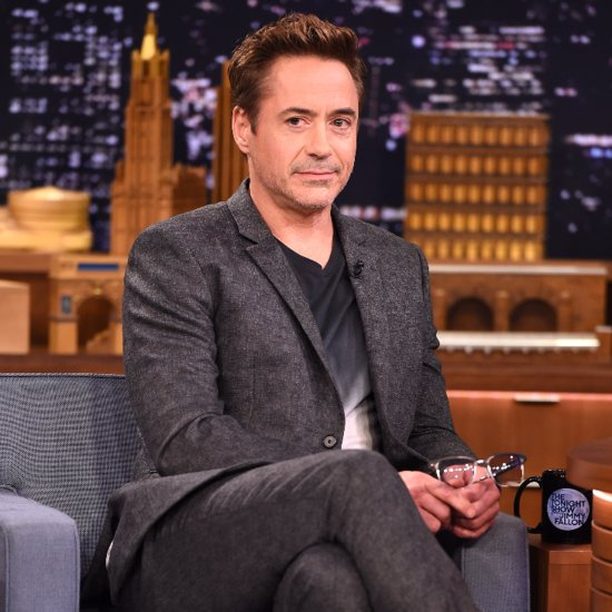 Robert Downey Jr. Doesn't Regret Walking Out of Interview