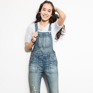 The Most Flattering Overalls