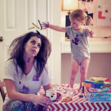 This Photo Series Reveals the Utter Insanity That Is a Mom's Life