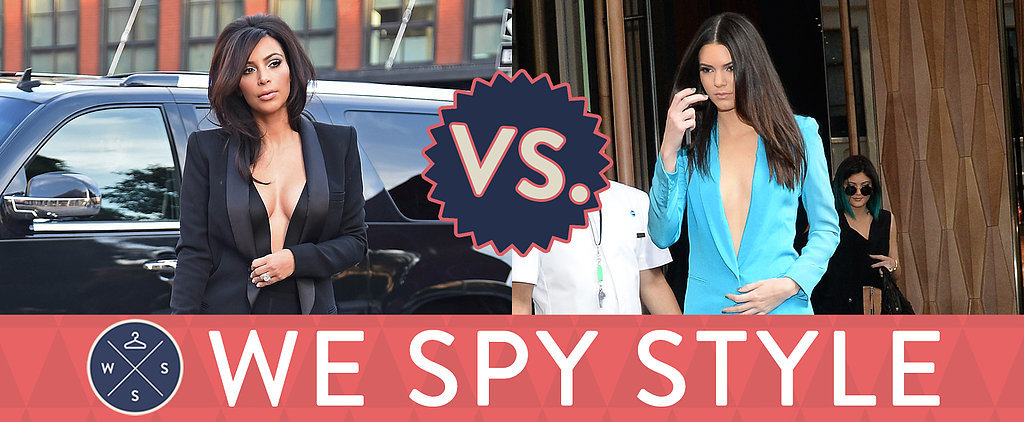 Sister Fashion Faceoff! Which Kardashian-Jenner Sister Wore It Better?