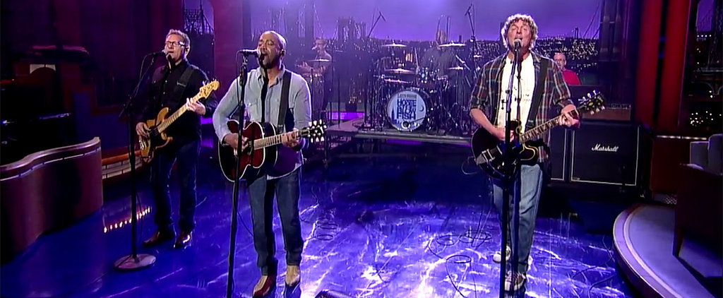 "The Ultimate '90s Throwback: Hootie & the Blowfish Reunite to Sing ""Hold My Hand"""
