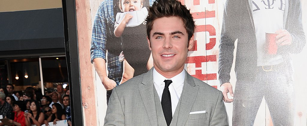 Hacked Emails Reveal Sony Execs' Feelings About Zac Efron
