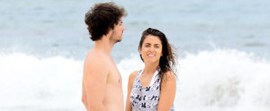 Ian and Nikki Heat Up Their Honeymoon With Sweet PDA