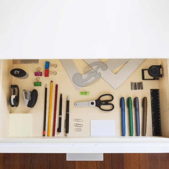 How to Organize Your Junk Drawer
