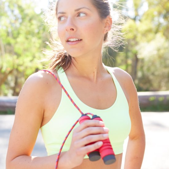 Jump-Rope Workout With Strength Training