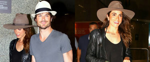 Ian Somerhalder and Nikki Reed's Honeymoon Only Gets Cuter