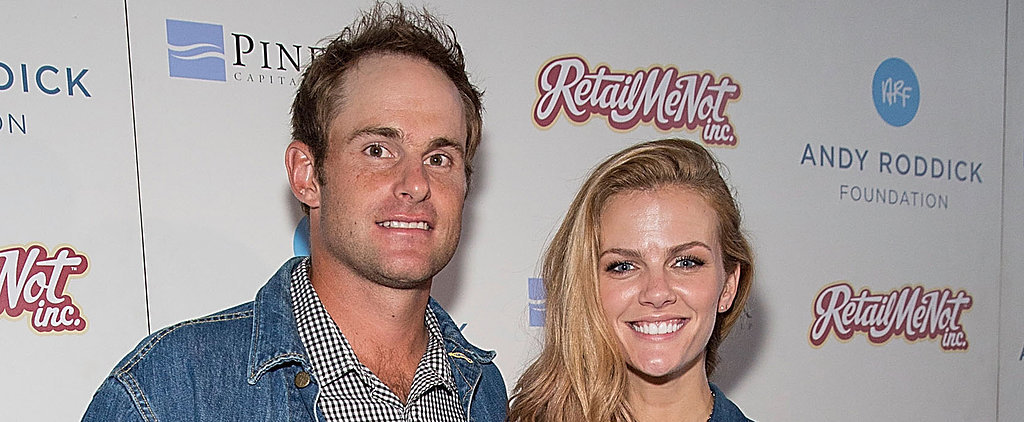 Andy Roddick and Brooklyn Decker Are Going to Be Parents — See Her Baby Bump!