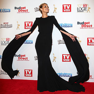 Cheyenne Tozzi at the TV Week Logie Awards 2015