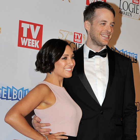 Celebrity Red Carpet Pictures at 2015 Logies